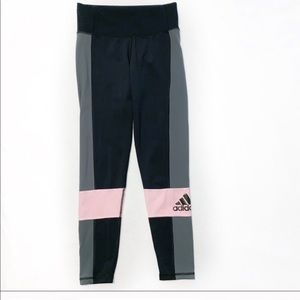 NWOT Adidas Climalite Workout Leggings Small